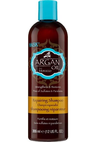 Hask Argan Yağı Onarıcı Şampuan 355 ml