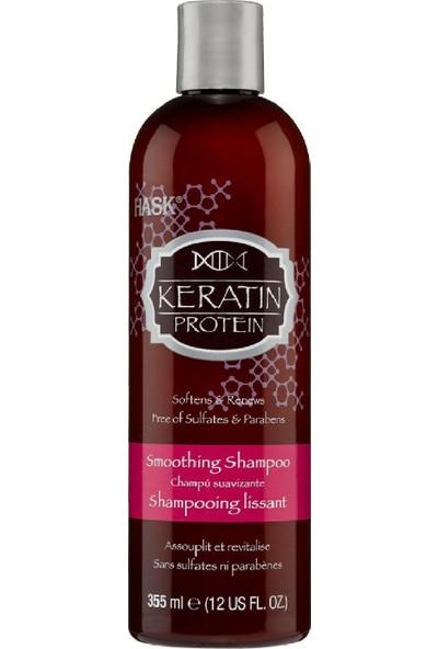 Hask Keratin Protein Pürüzsüzleştirici Şampuan 355 ml