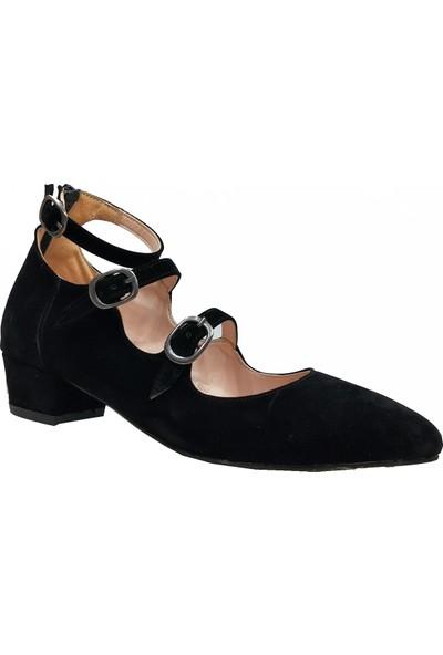Eldorado 3 Tokalı Kadın Ayakkabı