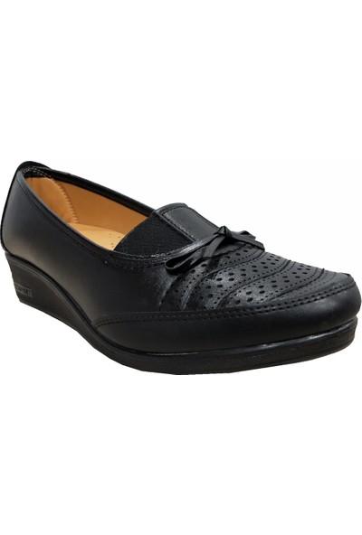Dinçoflaz 1831 Dolgu Topuklu Kadın Ayakkabı