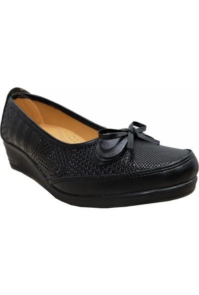 Dinçoflaz 1829 Dolgu Topuklu Kadın Ayakkabı
