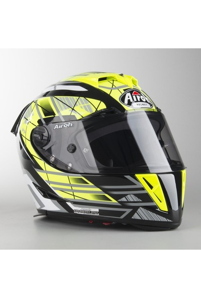 Airoh GP500 Drift Gloss Full Face Motosiklet Kaski