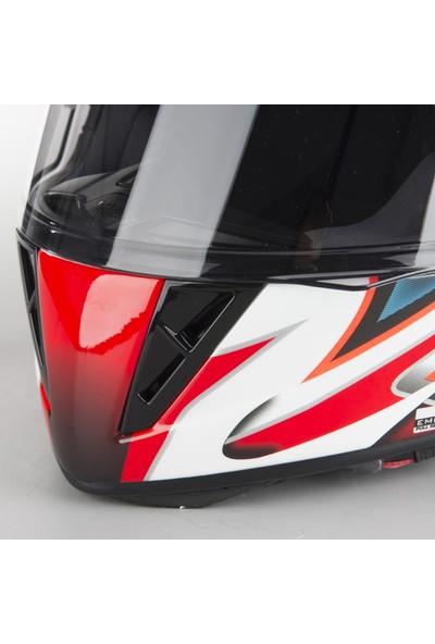 Airoh GP500 Flyer Gloss Full Face Motosiklet Kaski