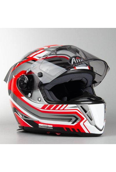 Airoh GP500 Rival Gloss Full Face Motosiklet Kaski