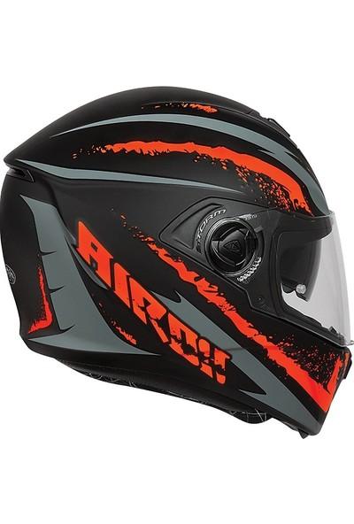 Airoh ST301 Logo Matt Full Face Motosiklet Kaski