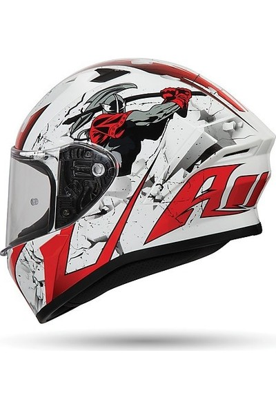 Airoh Valor Jackpot Gloss Full Face Motosiklet Kaski