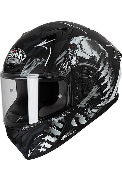 Airoh Valor Shell Matt Full Face Motosiklet Kaski