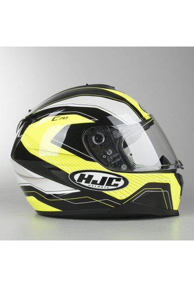 Hjc C70 Lianto Full Face Motosiklet Kaski MC4H