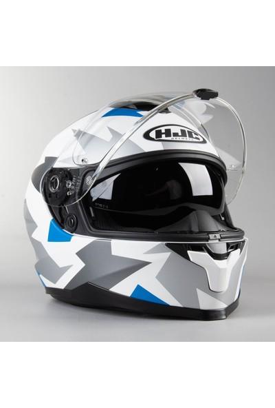 Hjc C70 Valon Full Face Motosiklet Kaski MC2SF