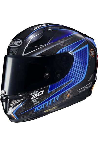 Hjc RPHA11 Carbon Jackson Storm Mc2 Full Face Motosiklet Kaski