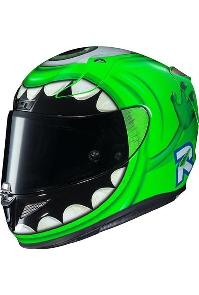 Hjc RPHA11 Mike Wazowski Disney Full Face Motosiklet Kaski