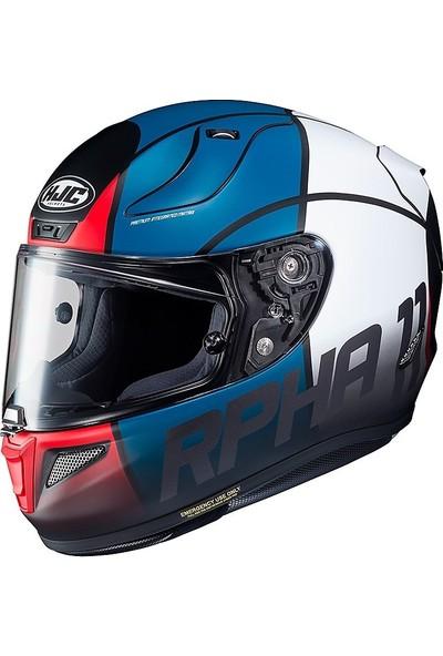 Hjc RPHA11 Quintain MC21SF Full Face Motosiklet Kaski
