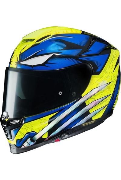 Hjc RPHA70 Wolverine X-Men MC3H Full Face Motosiklet Kaski