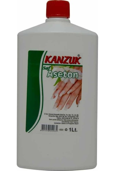 Kanzuk Aseton 1 Lt