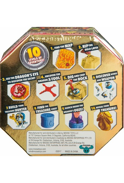 Treasure-X Sürpriz Paket