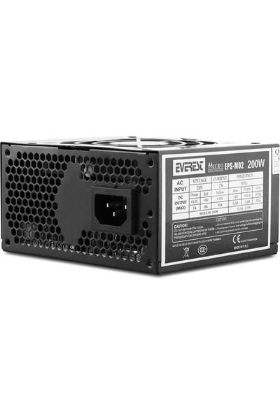 Everest EPS-M02 Real 200W Peak 250W Power Supply