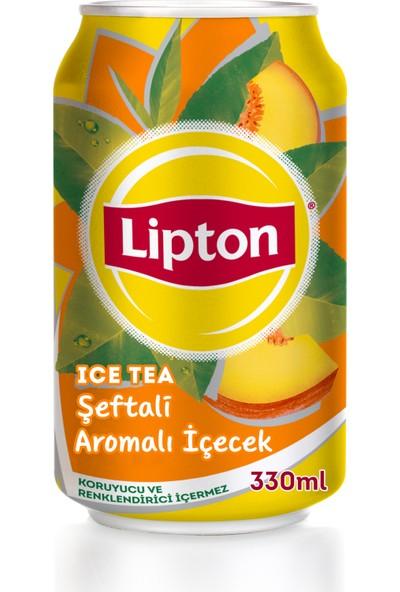 Lipton Ice Tea Şeftali Kutu 330 ML