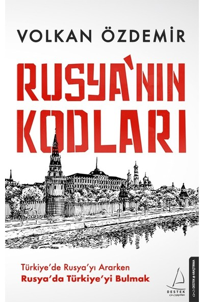 Rusya'nın Kodları - Volkan Özdemir