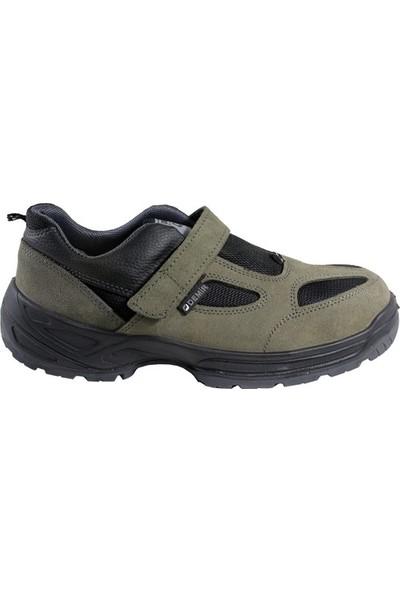 Demir Kundura Iş Ayakkabısı Süet Deri