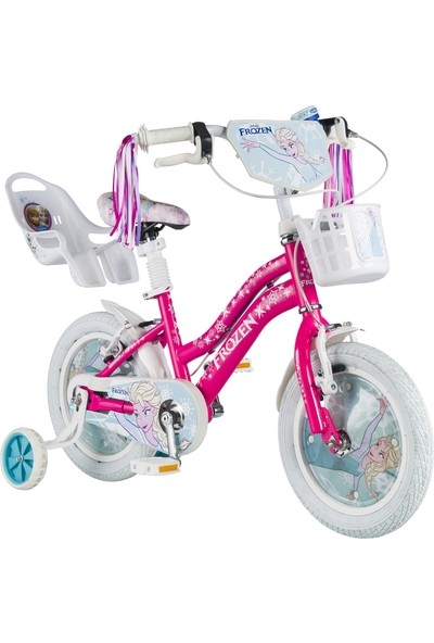 Kron Frozen Lisanslı 16 Jant Çocuk Bisikleti (4 -7 Yaş İçin)