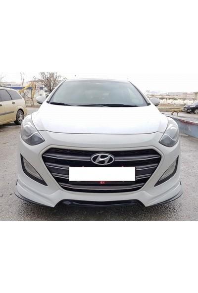 BTG Hyundai I30 Custom Plastik Ön Ek