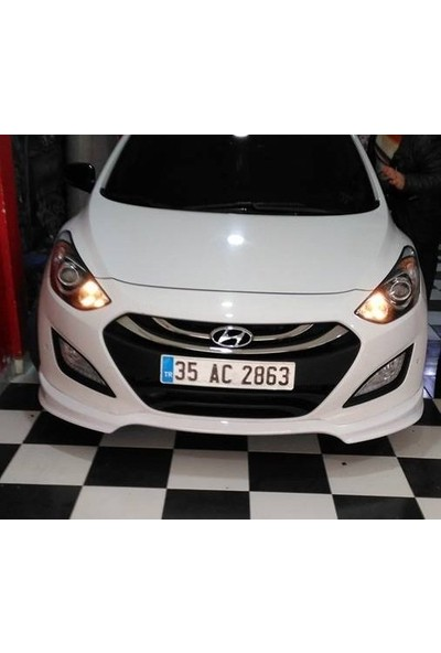 BTG Hyundai I30 Plastik Ön Ek