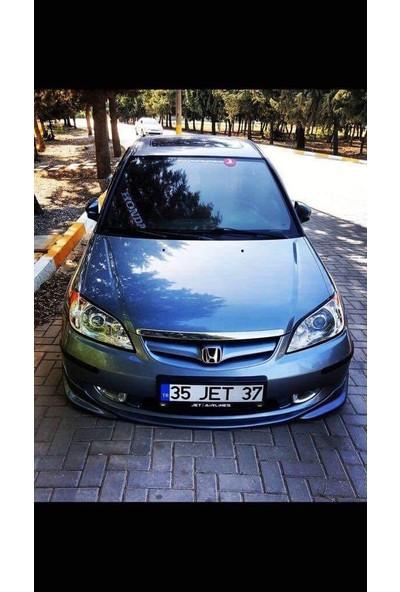 BTG Honda Civic Vtec 2 S2000 Ön Ek (Plastik)