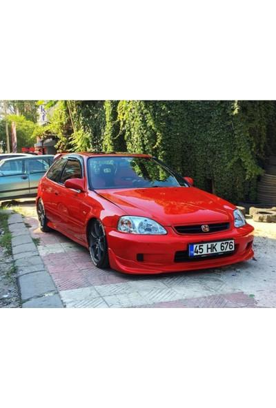BTG Honda Civic 99-01 S2000 Plastik Ön Ek