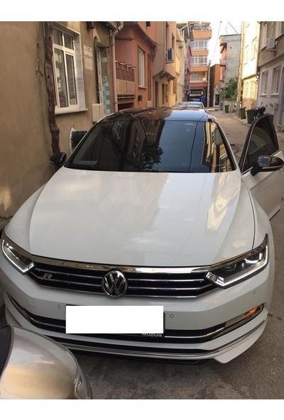 BTG Volkswagen Passat 2014 - Sonrası Boyasız Ön Ek -Plastik