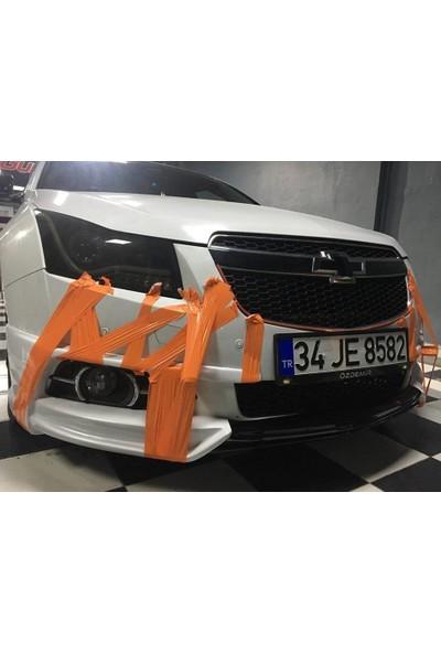 BTG Chevrolet Cruze Ön Tampon Eki - Ön Ek