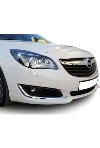 BTG Opel Insignia Makyajlı Boyasız Ön Ek -Plastik
