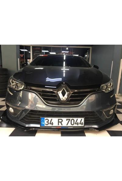 BTG Renault Megane 4 Ön Lip