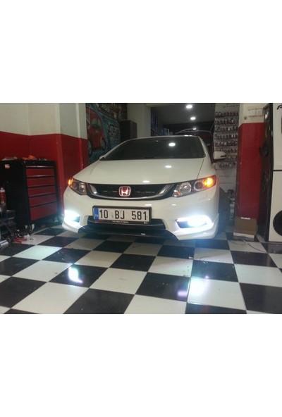 BTG Honda Civic Fb7 Modulo Ön Ek (Plastik)