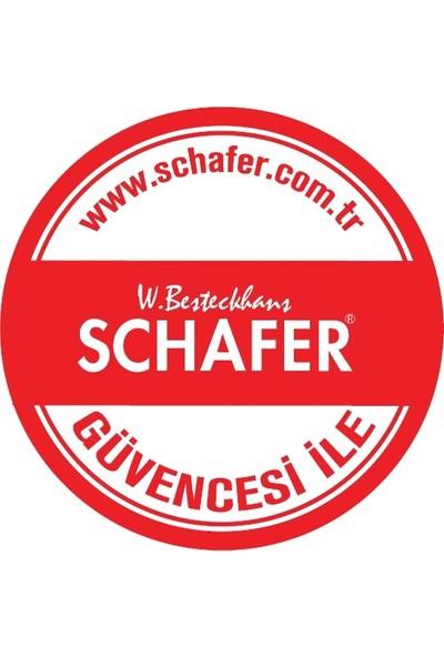 Schafer Diva Kare Famos Grill Pan 32 cm Gri