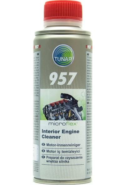 Tunap 957 Micrologic Premium Motor İç Temizleyici 200 ml