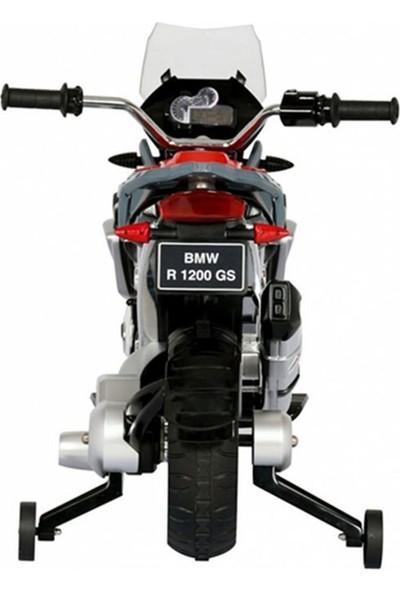Sunny Baby W348H BMW R1200 GS Akülü Motor Siyah 12V