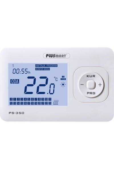 Plussmart PS 350 Kablolu Dijital Oda Termostatı