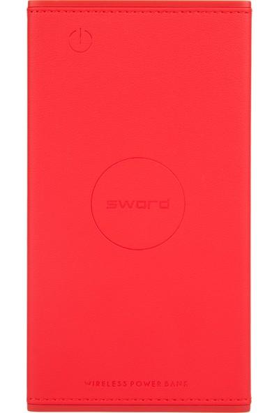 Sword Taşınabilir Kablosuz (Wi-Fi) Powerbank 8000 Mah