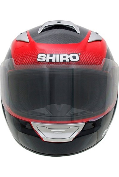 Shiro SH-7000 Gp Prix Tech Full Face Motosiklet Kaski