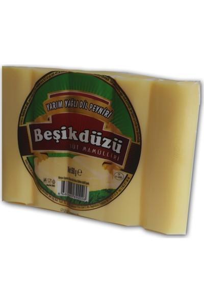 Beşikdüzü Yarım Yağlı Dil Peyniri 500 gr