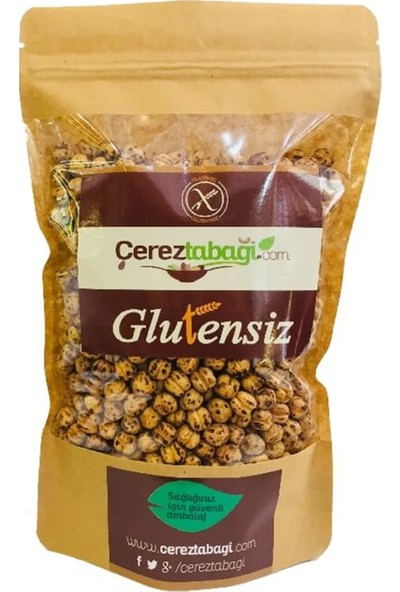 Çerez Tabağı Glutensiz Sarı Leblebi 250 gr