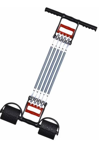 Clifton El Ayak Çelik Göğüs Yayı Kol Bilek Göğüs Kas Geliştirme Egzersiz Aleti Vücut Geliştirme Seti