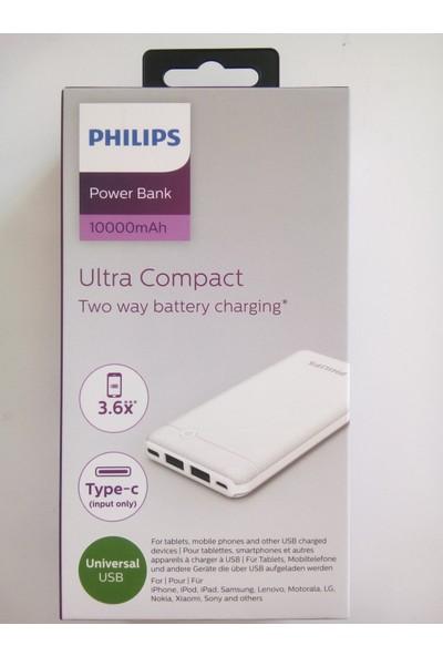 Philips 10000 Mah Dlp Seri 1710CW/97 Powerbank
