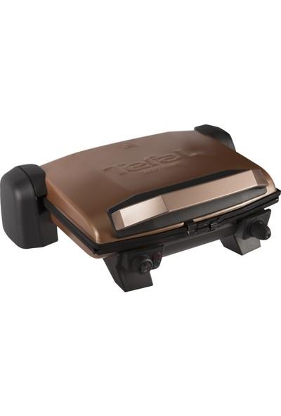 Tefal Toast Expert Izgara ve Tost Makinesi [Karamel] - 1510001433