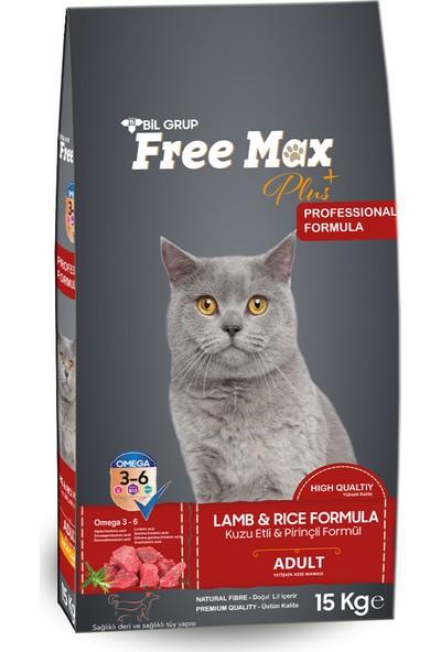 Freemax Kuzu Etli Kedi Maması 15 Kg