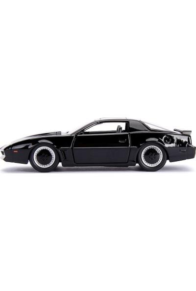 Jada Knight Rider K.I.T.T Kara Şimşek 1982 Pontiac Firebird Model Araba