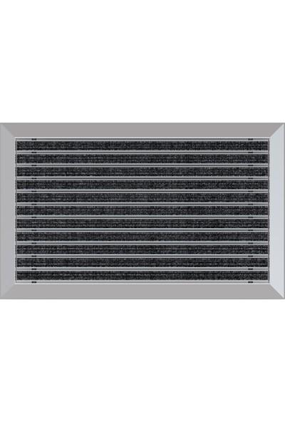 Arfen Halı Üst Yüzeyli Alüminyum Paspas 50 x 80 cm