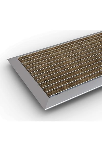 Arfen Halı Üst Yüzeyli Alüminyum Paspas - Deve Tüyü 50 x 80 cm