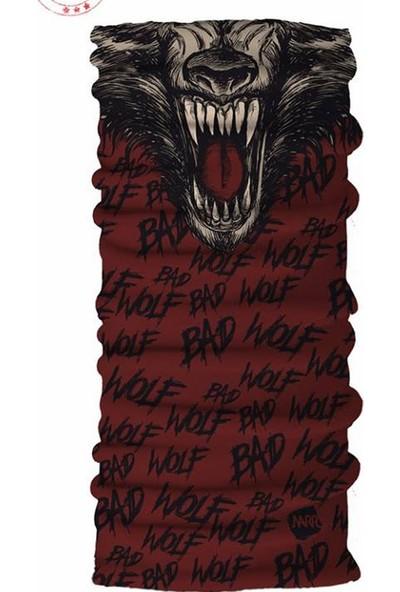 Narr Bandana Bad Wolf Çok Fonksiyonlu