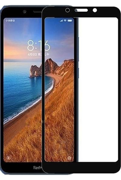Smody Xiaomi Redmi 7A 5d Ekranı Tam Kaplayan Full Ekran Koruyucu Cam